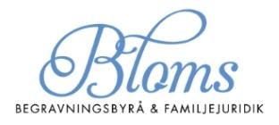 Bloms begravningsbyrå