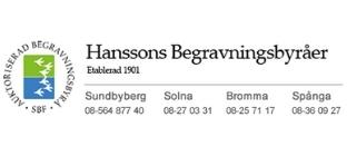 Hanssons Begravningsbyråer