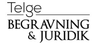 Telge Begravning och Juridik